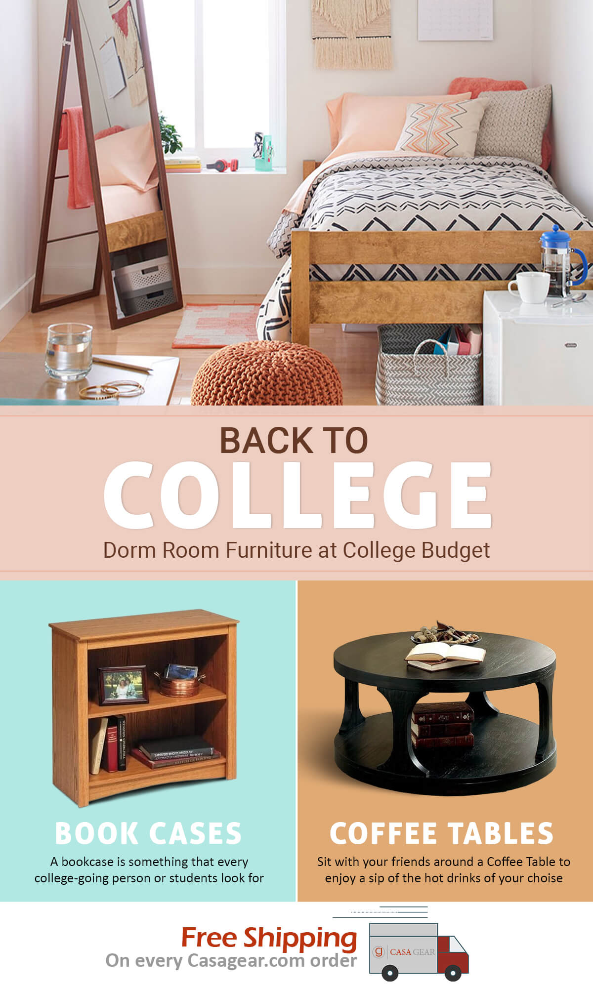Back to College Furniture Deal