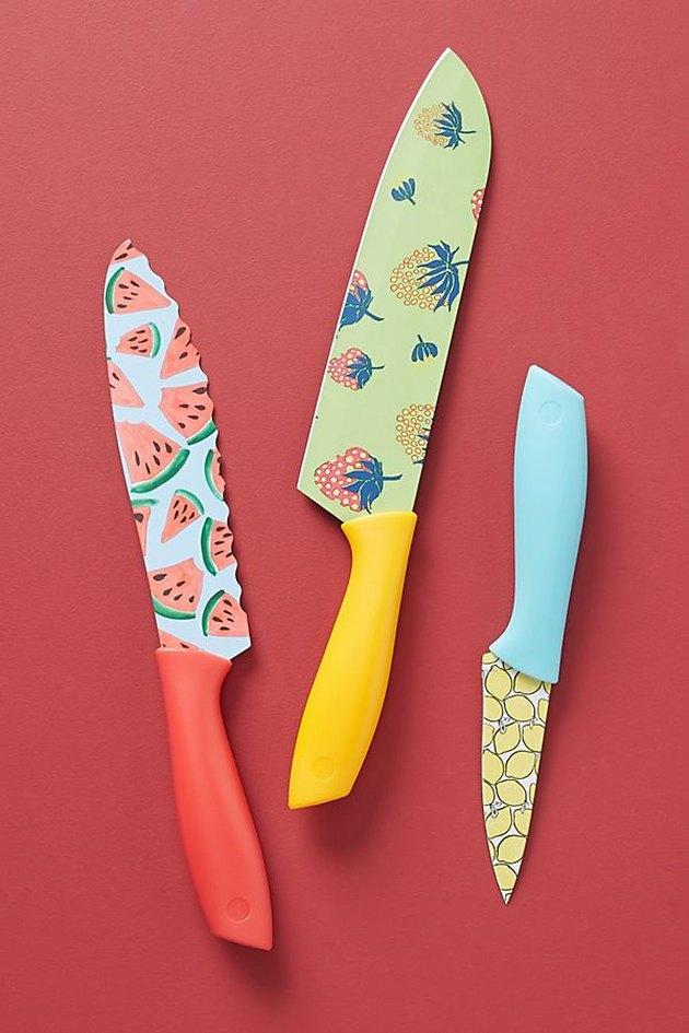 Colloquial Kitchen Knives Set