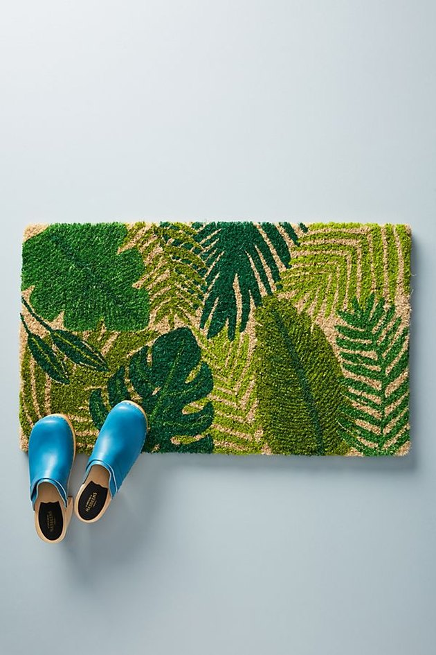 Palm Doormat