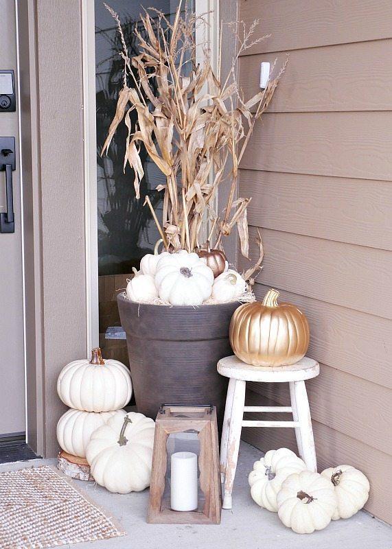 monochromatic pumpkins