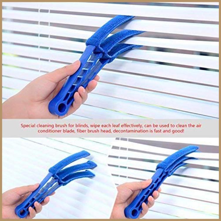 Window Blinds Cleaner Brush